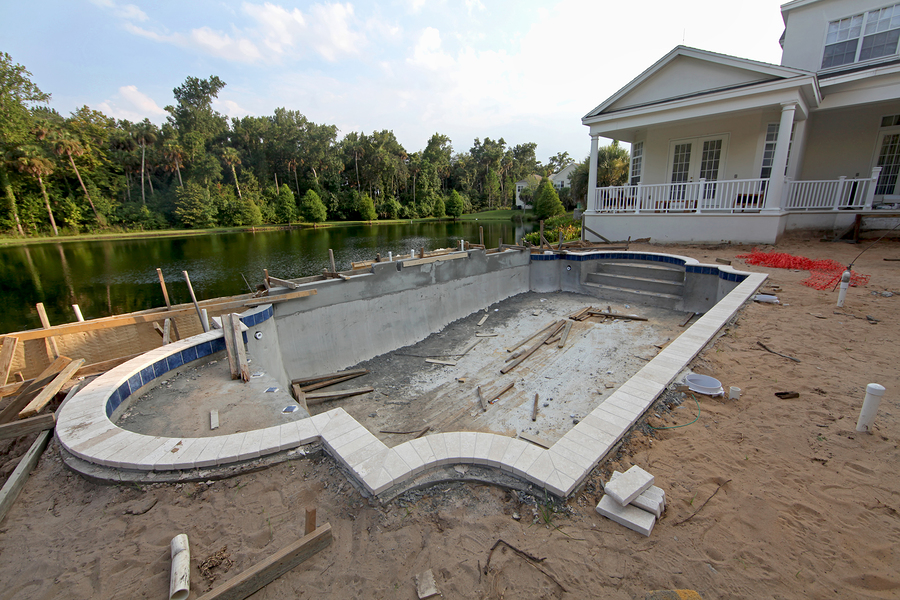 Home swimming pool to build or not to buildfirst preston ht for Building a pool