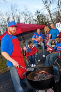 Tailgate Party Photos